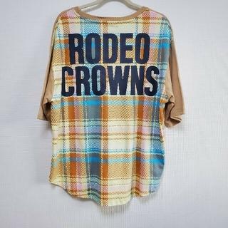 RODEO CROWNS - ロデオクラウンズ ビッグティー