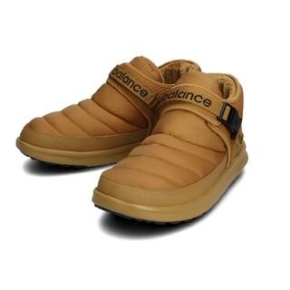 ニューバランス(New Balance)のニューバランス sufmoc mid ブラウン 25.0 新品(ブーツ)