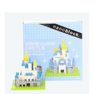 ディズニー(Disney)のナノブロック ディズニー シンデレラ城(模型/プラモデル)
