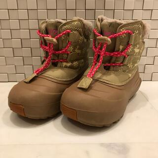 ハイテック(HI-TEC)のHI-TEC スノーブーツ 19cm(ブーツ)