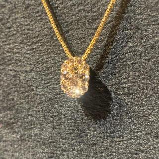 新春❣️ プライス❣️ K18 ダイヤモンド 0.40 ct ネックレス(ネックレス)