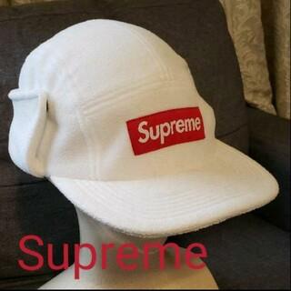 シュプリーム(Supreme)のSupreme polartec ボックスロゴフリースキャップ(キャップ)