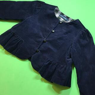 ラルフローレン(Ralph Lauren)のラルフローレン……女の子ボレロジャケット……(90センチ)(ジャケット/上着)