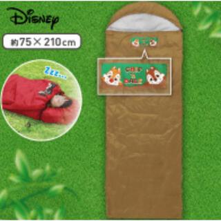 チップアンドデール(チップ&デール)のチップ&デール 寝袋(キャラクターグッズ)
