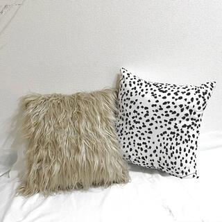 Francfranc - no brand 2 set cushion cover(クッションカバー)