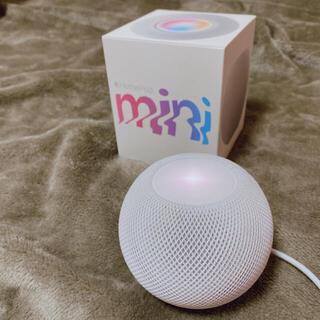 アップル(Apple)のHomePod mini ホワイト Apple(スピーカー)