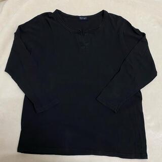 スタイルナンダ(STYLENANDA)のカジュアル コットンTシャツ(Tシャツ(長袖/七分))