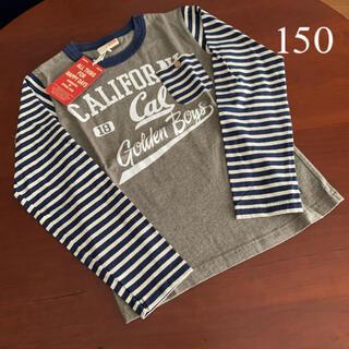 ニードルワークスーン(NEEDLE WORK SOON)の⭐️未使用品 ニードルワーク オフィシャルチーム 長袖Tシャツ 150サイズ(Tシャツ/カットソー)