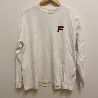 フィラ(FILA)のFILA 古着ロンT(Tシャツ(長袖/七分))