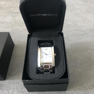 エンポリオアルマーニ(Emporio Armani)のエンポリオアルマーニ メンズ時計(腕時計(デジタル))