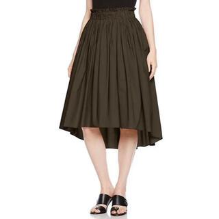 ダブルスタンダードクロージング(DOUBLE STANDARD CLOTHING)のダブルスタンダードクロージング ウェストギャザースカート(ひざ丈スカート)