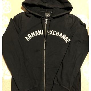 アルマーニエクスチェンジ(ARMANI EXCHANGE)のARMANIパーカー美品(パーカー)