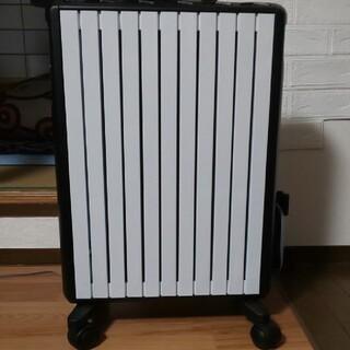 デロンギ(DeLonghi)のデロンギ マルチダイナミックヒーター MDHAA15WIFI-BK(電気ヒーター)