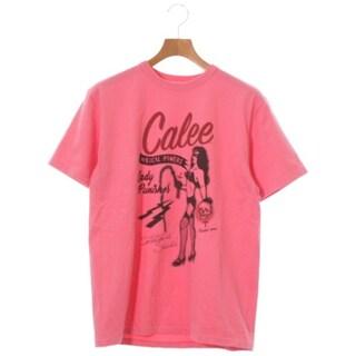 キャリー(CALEE)のCALEE Tシャツ・カットソー メンズ(Tシャツ/カットソー(半袖/袖なし))