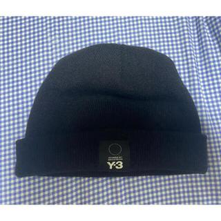Y-3 - Y-3 ニットキャップ ニット帽 ビーニー