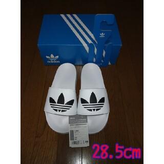 アディダス(adidas)のアディダス  アディレッタサンダル  28.5cm シャワーサンダル(サンダル)