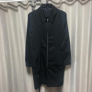 UNDERCOVER - アンダーカバー コート チェゲバラ期 メンズ ブラック
