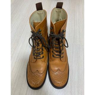 REGAL - REGAL H8D 7143 BJ 24 ウィングチップ ブーツ