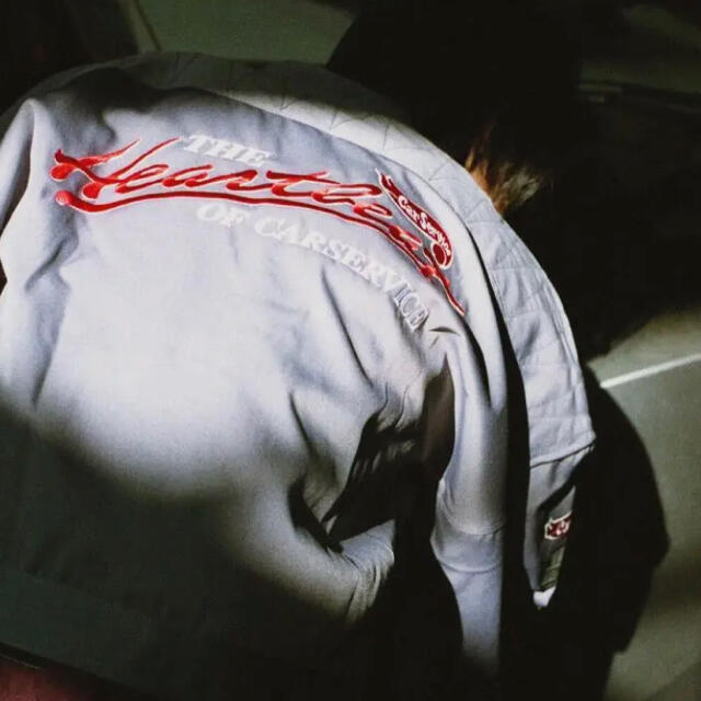 寅壱(トライチ)のcarservice 寅壱 work jacket メンズのジャケット/アウター(その他)の商品写真