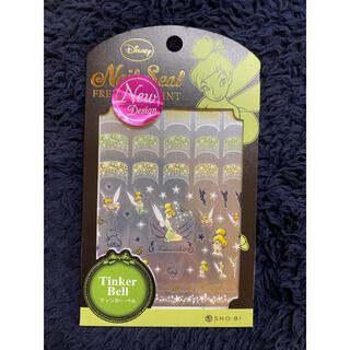 ディズニー(Disney)の341. ティンカーベル ネイル シール(ネイル用品)
