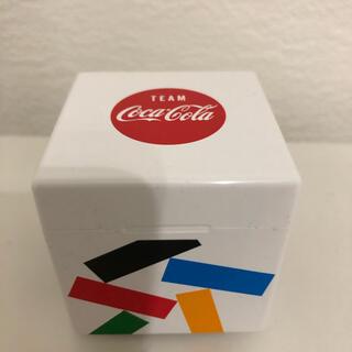 コカコーラ(コカ・コーラ)のイヤホンBluetooth[スピーカー付] コカ・コーラ非売品(ヘッドフォン/イヤフォン)