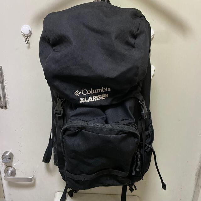 XLARGE(エクストララージ)のColumbiaとXLargeのコラボリュック メンズのバッグ(バッグパック/リュック)の商品写真