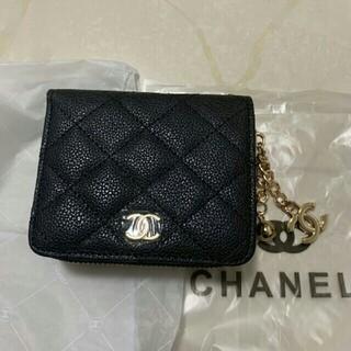 CHANEL - 🌈ノベルティ 三つ折り財布🌈