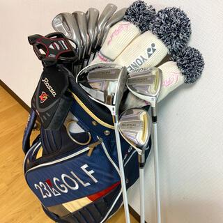 アダムスゴルフ(Adams Golf)の23区 イデア IDEA レディースゴルフクラブ  レディースゴルフセット(クラブ)