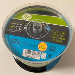 ヒューレットパッカード(HP)の送料無料 CDーR 50枚パック(PC周辺機器)