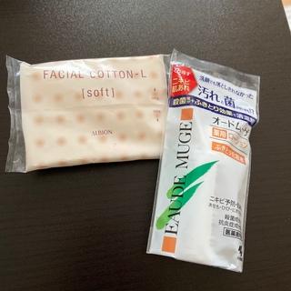 コバヤシセイヤク(小林製薬)のオードムーゲローション 薬用ローション(ふきとり化粧水)18mL(化粧水/ローション)