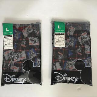 ディズニー(Disney)のメンズ ディズニートランクス Lサイズ(トランクス)