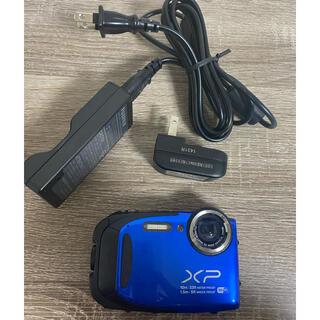 フジフイルム(富士フイルム)の富士フィルム✳︎FinePix XP40 防水カメラ(コンパクトデジタルカメラ)
