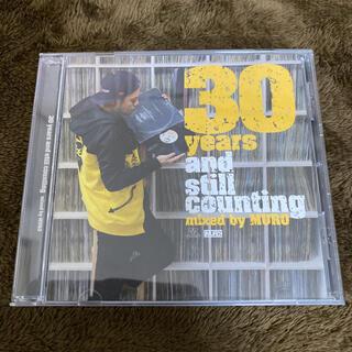 【DJ MURO】30 YEARS AND STILL COUNTING【廃盤】(R&B/ソウル)