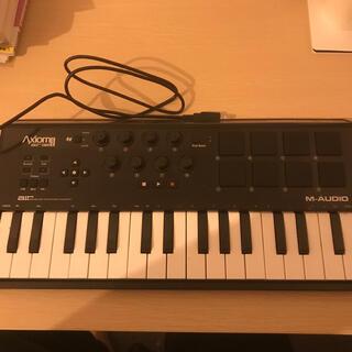 コルグ(KORG)の【最終】M-audio axiom air mini 32 midiキーボード(MIDIコントローラー)
