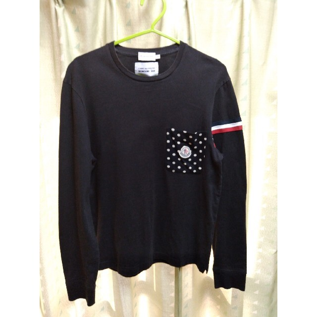 MONCLER(モンクレール)のMONCLER ロンT 特別値下げ メンズのトップス(Tシャツ/カットソー(七分/長袖))の商品写真