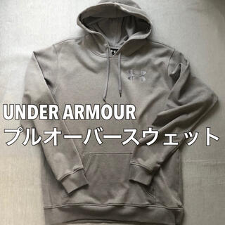 UNDER ARMOUR - UNDER ARMOUR プルオーバースウェットシャツ