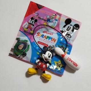 ディズニー(Disney)の新品 ディズニー ミッキー ストラップ ラウンドワン(ストラップ)