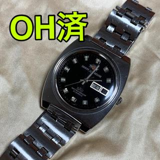 オリエント(ORIENT)のOH済 1967年製 オリエントAAAデラックス(腕時計(アナログ))