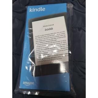 【最新】Kindle フロントライト搭載 Wi-Fi 8GB ブラック 広告つき(電子ブックリーダー)