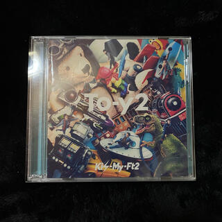 キスマイフットツー(Kis-My-Ft2)のTo-y2(初回盤B)(ポップス/ロック(邦楽))