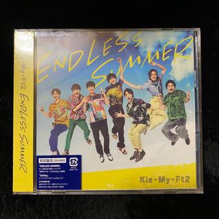 キスマイフットツー(Kis-My-Ft2)のENDLESS SUMMER<初回盤B>(ポップス/ロック(邦楽))