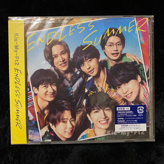 キスマイフットツー(Kis-My-Ft2)のENDLESS SUMMER(ポップス/ロック(邦楽))