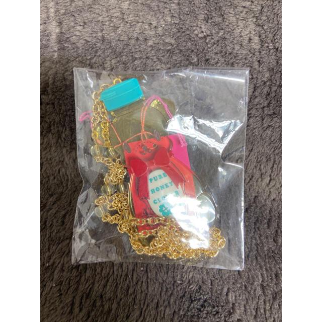 Angelic Pretty(アンジェリックプリティー)のangelic pretty honey bear ネックレス レディースのアクセサリー(ネックレス)の商品写真
