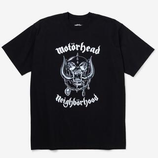 ネイバーフッド(NEIGHBORHOOD)のNEIGHBORHOOD×Motörhead Tシャツ BLACK L(Tシャツ/カットソー(半袖/袖なし))