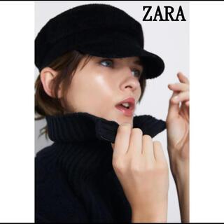 ザラ(ZARA)のZARA キャスケット(キャスケット)