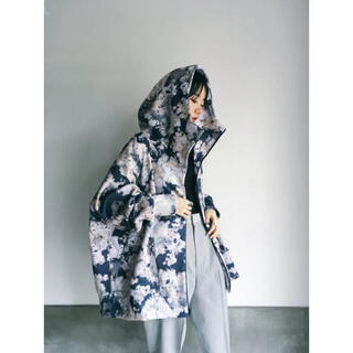 COMME des GARCONS - BALMUNG 18ss グラフィック ビッグパーカー