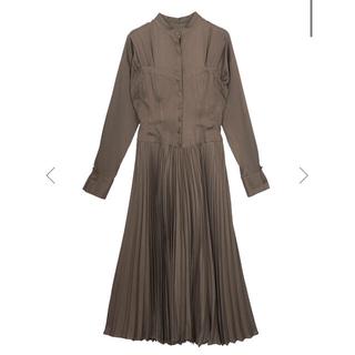 Ameri VINTAGE - Ameri VINTAGE SHAPELY CORSET DRESS