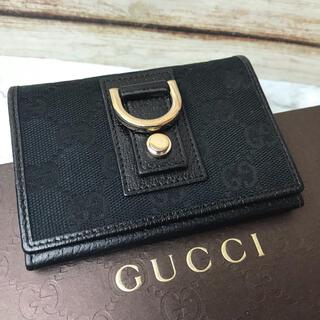 Gucci - GUCCI グッチ 名刺入れ カードケース 定期入れ