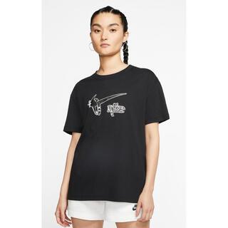 NIKE - NIKE  ナイキ  半袖Tシャツ  黒 Sサイズ