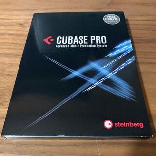 Cubase Pro 10.5 パッケージ版(DAWソフトウェア)